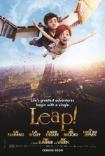 CANCELLED: Movie Screening: Leap!