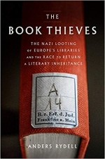 Between the Lines: Book Thieves by Anders Rydell and Hemmings Koch