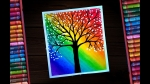 Adult Craft on Zoom - Oil Pastel Artwork - 18+