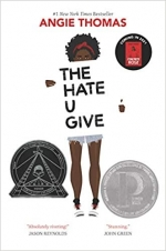 Between the Lines Virtual Book Discussion - The Hate U Give by Angie Thomas