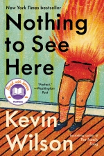 Books & Brews Virtual Book Discussion - Nothing To See Here by Kevin Wilson