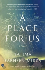 Books & Brews - A Place for Us by Fatima Farheen Mirza