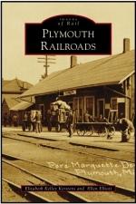 Plymouth Railroads with authors Elizabeth Kelley Kerstens and Ellen Elliott