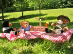 Virtual Teddy Bear Picnic