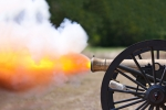 photo-of-cannon-being-fired