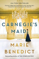 """Virtual Turn the Page Book Group: """"Carnegie's Maid"""""""