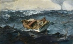 Winslow-homer-ocean-painting-The-Gulf-Stream