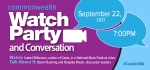 Commonwealth Watch Party and Conversation