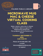 Teen Microwave Mug Meals: Mac & Cheese