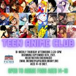 Teen Anime Club