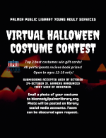 Virtual Teen Halloween Costume Contest