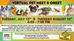 Virtual Pet Meet & Greet