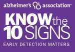 Alzheimer's Educational Workshop - Know the 10 Signs