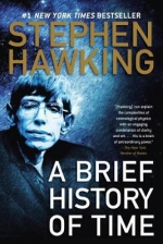 Non-Fiction Book Club - A Brief History of Time by Stephen Hawking