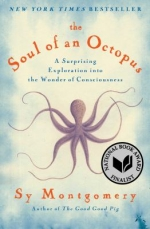 Non-Fiction Book Club - The Soul of an Octopus by Sy Montogmery