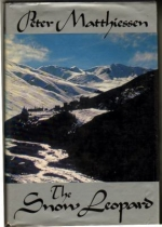 Non-Fiction Book Club - The Snow Leopard by Peter Matthiessen