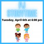 VIRTUAL  PJ Storytime