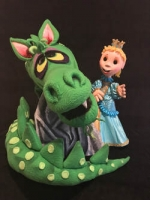 "VIRTUAL Pumpernickel Puppets presents ""Sir George and the Dragon"""