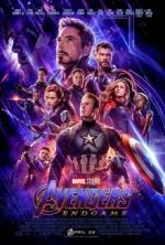 Current Release Screenings: Avengers: Endgame (2019)(PG-13)