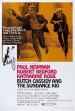 Classic Movie Matinee: Butch Cassidy and the Sundance Kid (1969) (Rated PG)