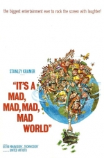 Classic Movie Matinee: It's a Mad, Mad, Mad, Mad World (1963)
