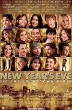 Holiday Film Series: New Year's Eve (2011) (Rated PG-13)