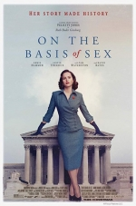 Current Release Screenings: On the Basis of Sex (2018) (Rated PG-13)