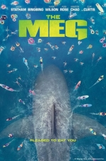 Current Release Screenings: The Meg (2018) (Rated PG-13)