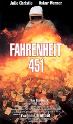 Classic Movie Matinee: Fahrenheit 451 (1966) (Not Rated)