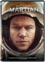 Space Film Series: The Martian (2015) (Rated PG-13)