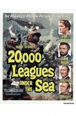 Ocean Film Series: 20,000 Leagues Under the Sea (1954) (Rated G)