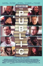 Current Release Screenings: The Public (2018) (Rated PG-13)