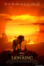 Current Release Screenings: The Lion King (2019) (Rated PG)