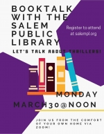 Booktalk With The Salem Public Library