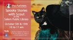 Spooky Stories with Scout