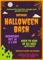 OUTDOOR EVENT: Halloween Bash!