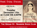 Broad Street Readers - 5:30pm EVENT CANCELLED