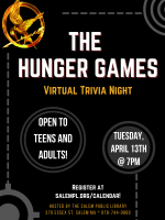 Hunger Games Trivia Night