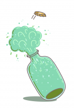 Fun with Science: Soda Explosion Experiment