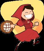 Little Red Riding Hood CSI