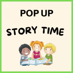 POP UP storytime