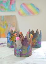 Make Fairy Crowns