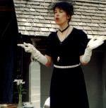 Isabella Stewart Gardner Character Reenactor