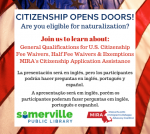 Citizenship Opens Doors - Are you eligible for naturalization?