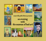 An Evening with the Museum of Bad Art!