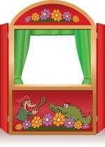 Summer Reading Activity: Puppet Show!