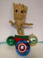 Marvel-ous Hanging Ornaments