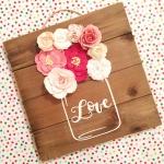Valentine's Sign Craft