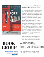 Evening Book Group Meeting: The Storied Life of A.J. Fikry