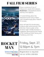 FILM SCREENING: Rocketman